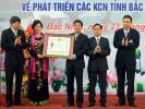 Tong von dau tu vao cac KCN Bac Ninh gan 66 ty USD sau 15 nam tai lap tinh Bac Ninh