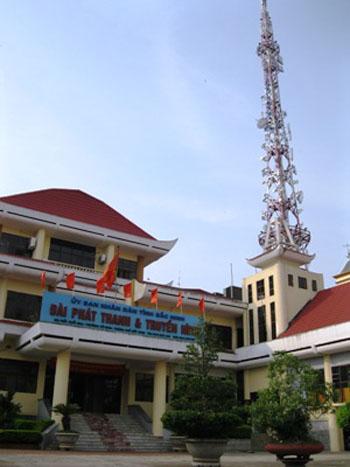 Khai truong phat song quang ba kenh truyen hinh Bac Ninh tren ve tinh Vinasat-1