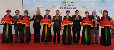 Cong bo du an Rong Viet