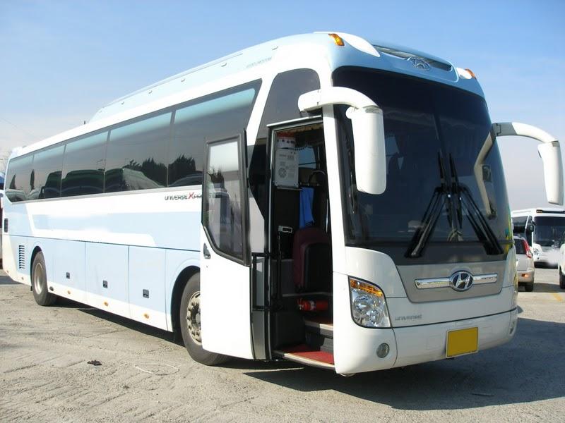 Cho thue xe du lich tai Bac Ninh xe du lich 4 - 7 - 16 - 29 - 45 - 50