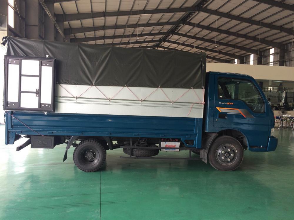 Dich vu van tai cho thue xe tai 24 tan 125 ran 10 tan tai Bac Ninh KCN Tien Son KCN Que Vo