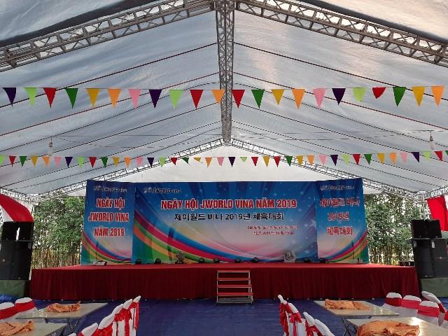 Chuong trinh Ngay hoi JWORLD nam 2019