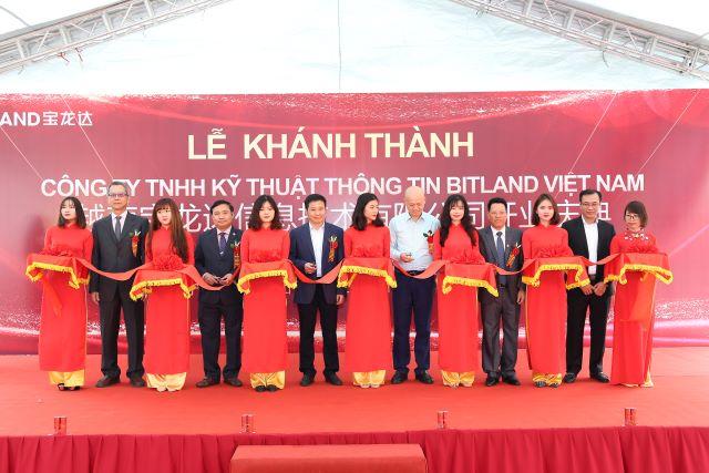 Le khanh thanh Cong ty TNHH Ky thuat thong tin Bitland Viet Nam